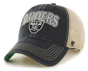 LAS-VEGAS-RAIDERS-NFL-SNAPBACK-TRUCKER-DAD-CLEAN-UP-RELAXED-CAP-HAT-NWT-039-47