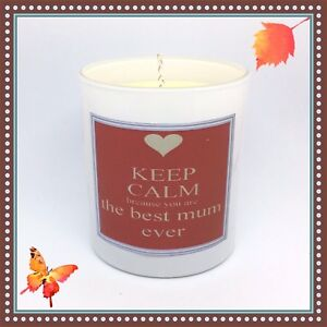 034-Best-MUM-Ever-034-Scented-Soy-Candle-Choose-from-23-Wonderful-Fragrances