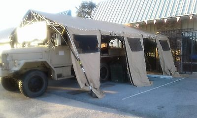 Military Army Tent-Base X 305 Shelter System 18X25/' Tan HDT Global FAST-UP U.S