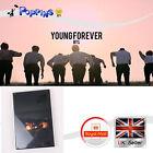 NEW BTS Especial Album YOUNG FOREVER Night Ver K-pop CD de Audio