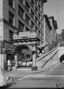 Angels-Flight-Cable-Railway-Los-Angeles-1960-Photo