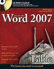 Microsoft Word 2007 Bible by Herb Tyson (Paperback, 2007)