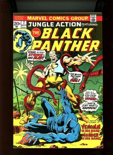 "VF BX84 # 7 /"" Jungle Action /"" 1973 Marvel"