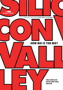 Silicon-Valley-Complete-Sixth-Season-REGION-1-DVD-New
