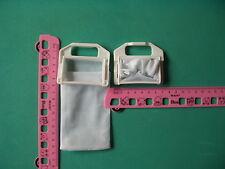 2 x Homemaker Washing Machine Lint Filter Bag HMXQB50-808GF HMXQB50808GF