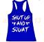 Fashion-Women-Sleeveless-Printing-T-Shirt-Casual-Loose-Beach-Sport-Tops-BlouseW thumbnail 4