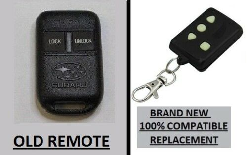 Subaru Legacy Impreza Forester GOH-M24 Replacement Key fob entry remote NEW