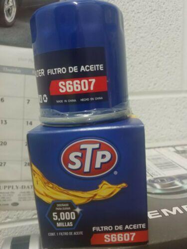STP S6607 OIL FILTER