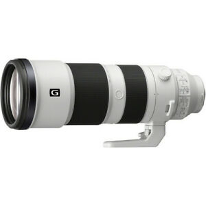 Sony FE 200-600mm f/5.6-6.3 G OSS Telephoto Zoom Lens (SEL200600G)