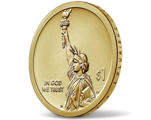 GA Dollar 2 Coins 2019 P/&D AMERICAN INNOVATION Trustees/' Garden Ship TODAY!!
