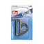 PRYM triangolo-anelli 40 mm Gunmetal leadership ottimale di nastri cinghia 615836
