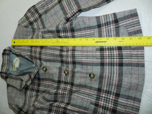 Jacket Plaid Size Orvis Womens Me86 Tradition Blazer 10 Sporting Wool axC6xqgS