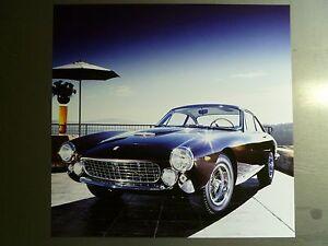 1963-Ferrari-250-GT-Berlinetta-Coupe-Print-Picture-Poster-RARE-Awesome-L-K