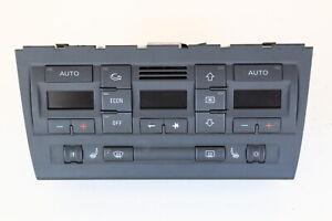05-06-07-08-09-Audi-A4-Climate-Control-Panel-Temperature-Unit-A-C-Heater