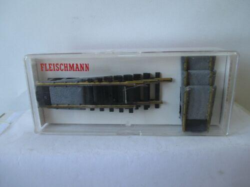 Fleischmann H0 6053 Ergänzungsset Drehscheibe Modellgleis m.OVP WH5343