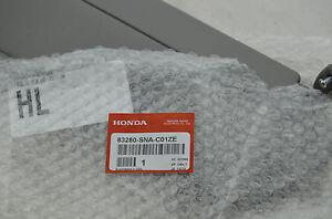 Genuine Oem Honda Civic Left Driver S Side Warm Gray