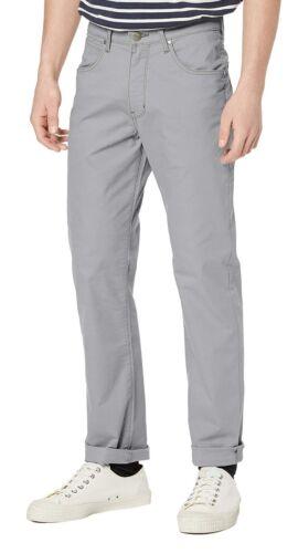 Wrangler Arizona Men Straight Leg Stretch V6 Chinos Jeans Alloy Grey Soft Fabric