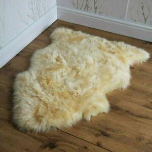 Baby Play Mats Real Genuine Sheepskin Rugs Soft Fur Carpets