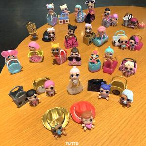 LOL-Surprise-LiL-Sisters-L-O-L-SPLASH-24K-QUEEN-BEE-Punk-boi-SERIES-2-Dolls