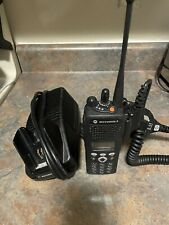 Motorola Xts2500 Uhf 450 520 Mhz Uhf P25 Digital Radio
