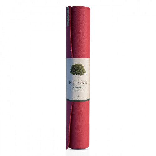 Yogamatte Jade Harmony Professional Raspberry  | Exquisite (in) Verarbeitung
