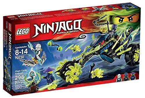 LEGO ® 70730 Ninjago Ninjago Ninjago Kettenrad-Hinterhalt Neu OVP New 47f179