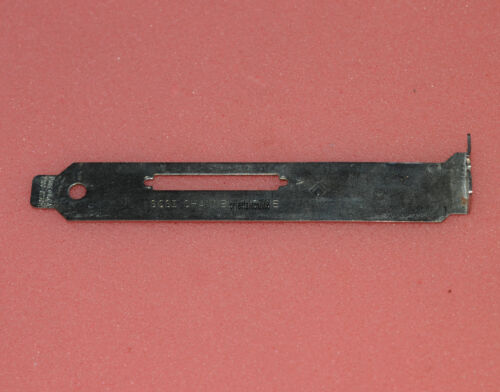Standard Height Bracket for Adaptec 29320LPe LSI 20320ie SCSI Card