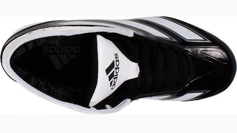 adidas nwob bosheit 2 d wht - stollen blk / wht d größe 13 g48165 neue männer es / 224 9ff5b0