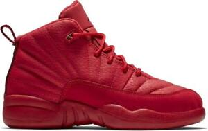 new concept ebcda afa04 Details about KIDS AIR JORDAN 12 RETRO PS 151186 601 GYM RED/BLACK -  CHICAGO BULLS