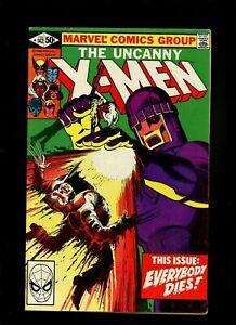 Uncanny-X-Men-142-VG-FN-5-0-Days-of-Future-Past-Part-2-Wolverine-Storm
