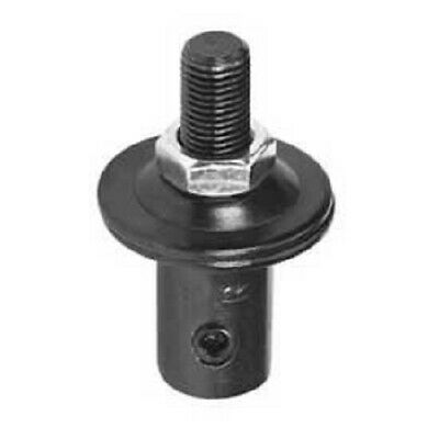 """Motor Adapter Work Arbor 3//8-24 Threads Fits 5//16/"""" Motor Shaft Spindle USA New"""
