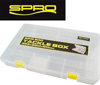 SPRO Stocker Tackle /& Kleinteile Boxen Parts Stinger Mobile Multi Zubehör Box