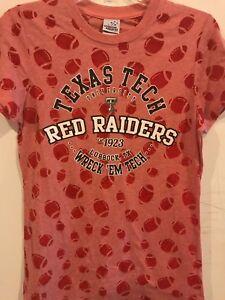 Texas Tech University Red Raiders ladies Shirt