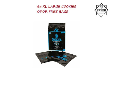 Water Tight Resealable Bags Cookies Odour Free Various Sizes UV Blocking