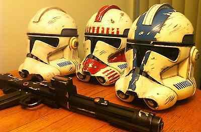 1 STAR WARS Clone Stormtrooper  Prop Replica Nice Scale Trooper Gun*