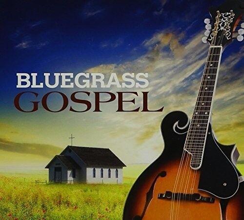 Various Artists - Bluegrass Gospel [New CD]