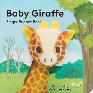 Very-Good-Baby-Giraffe-Finger-Puppet-Book-Little-Finger-Puppet-Board-Books