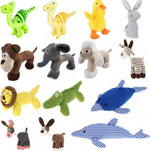 Pet-Cat-Dog-Squeaky-Toy-Squeaker-Sound-Chew-Fetch-Interactive-Plush-Pet-Toy