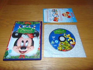 Mickey Mouse Twice Upon A Christmas Dvd.Details About Disney Mickey S Twice Upon A Christmas Mickey Mouse Dvd 2008
