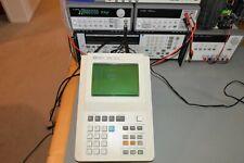 Hp 3569a Handheld Realtime 224khz Fft Dynamic Signal Analyzer Option Ay2 2 Ch