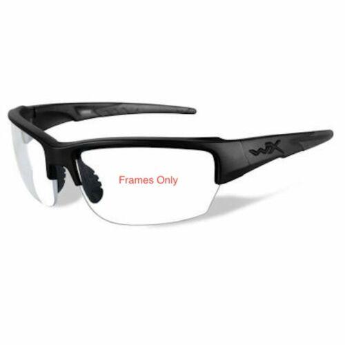Nuovo Wiley x Saint Opaca Nero Ops Ricambio Occhiali da Sole solo Montatura