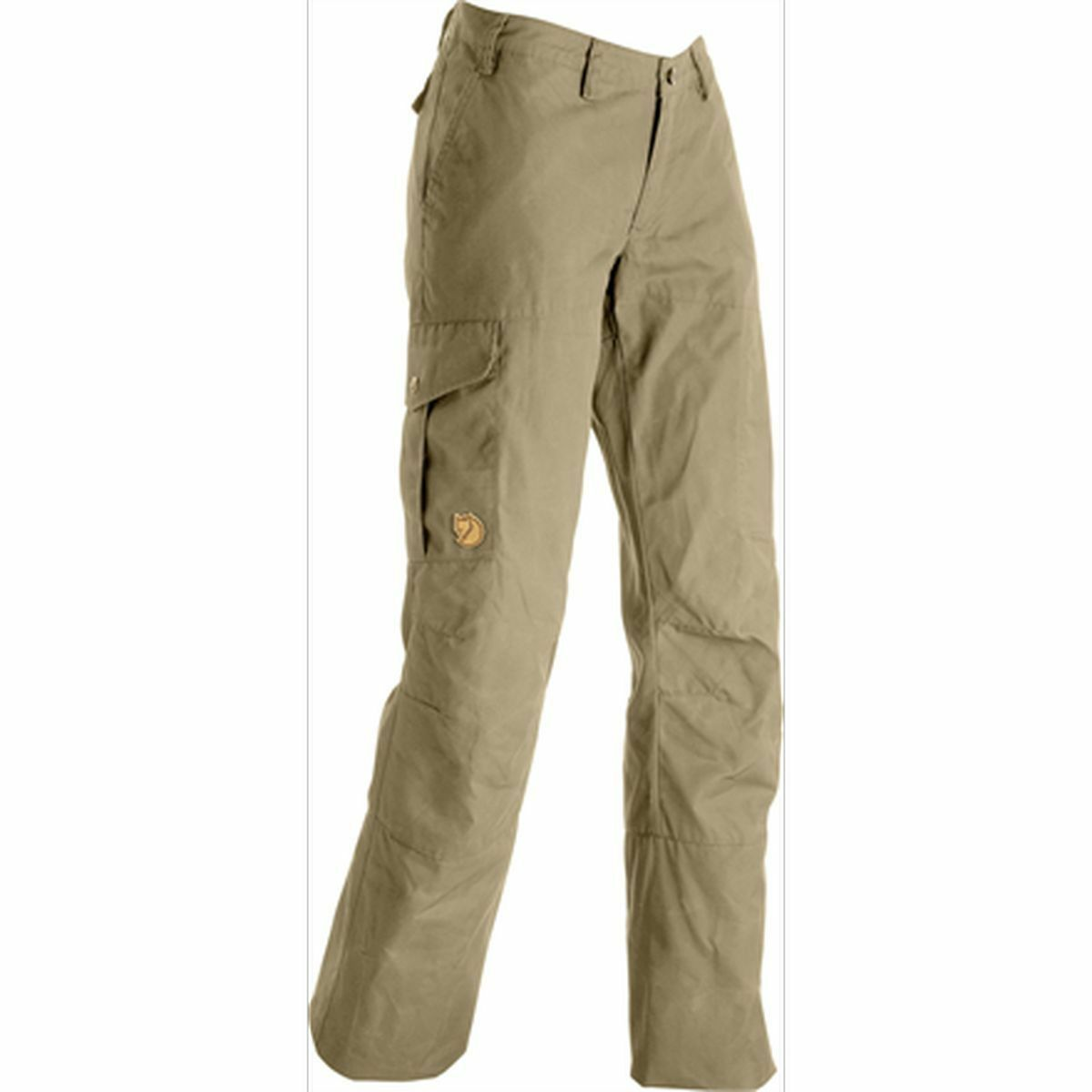 Fjäll Räven Karla Trousers, Sand,  Size 34, 89067  sale with high discount
