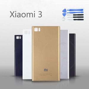 OEM For Xiaomi Mi 3 Battery Cover Case Shell Rear Housing Back Door ... c62c993284