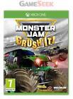 Monster Jam Crush It Xbox One Xb1