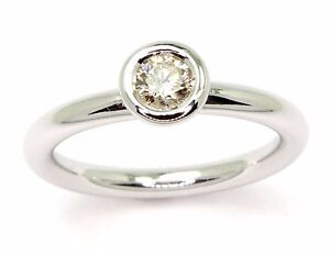 18ct-White-Gold-Diamond-Solitaire-0-27ct-Engagement-Ring-Size-N-1-2