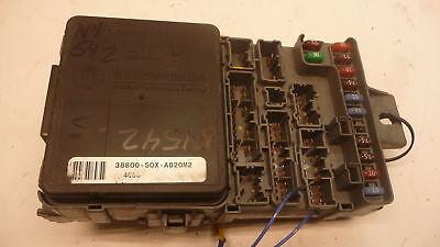 ny542-5 oem warranty 1999-2004 honda odyssey fuse box module unit
