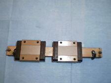 NSK MODEL: LU150148AL2-01P5Z1 LINEAR SLIDE W/ TWO 89-005 KL TABLES