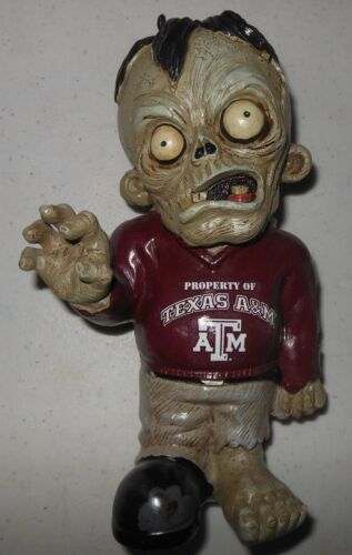 TEXAS A&M Team Zombie By Forever Collectibles - FREE US SHIPPING!