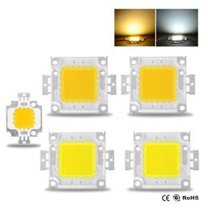 10W-20W-50W-100W-Cool-Warm-White-High-Power-LED-Panel-Chip-100-Watt-Lamp-Light
