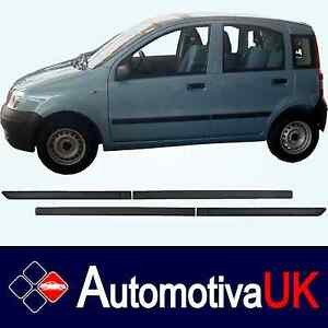Fiat-Panda-Rubbing-Strips-Door-Protectors-Side-Protection-Mouldings-Body-Kit